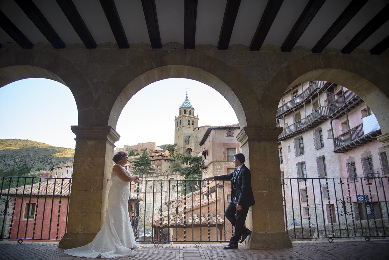 verano bodas albarracín
