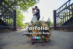 porfolio boda