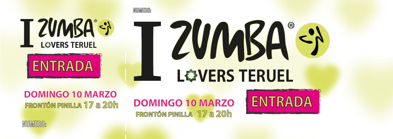 entradas Zumba Lovers